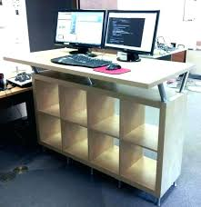 wooden standing desk wood stand up desk wood standing desk desk adjule wooden stand up desk
