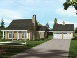 attaching a garage to a house with a breezeway plans