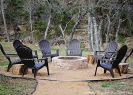 5 Gorgeous Outdoor Rooms To Enhance Your BackyardBackyard Fire Pit Area