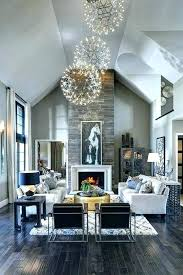 contemporary modern farmhouse living room entry chandelier foyer unique entryway lighting