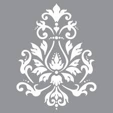 Small Picture DecoArt Americana Decor Brocade Motif Stencil Stenciling