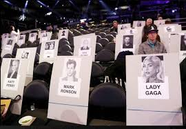 Grammys 2017 Seating Chart Grammys 2019 Seating Revealed Fow 24 News