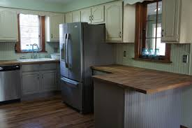 chalk painting kitchen cabinets. Chalk Painting Kitchen Cabinets Larger