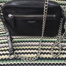 ... Coach Bags - ⚡️SOLD⚡️Coach Leather Tassel Legacy Flight Bag ...