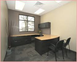 triple seated home office area. Wonderful Small Office. Business Office Decor Ideas Space Home Pictures N Triple Seated Area