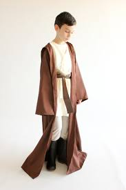 Star Wars Costume Patterns Impressive Star Wars ObiWan Costume Tutorial
