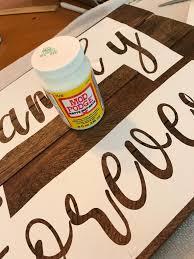 vinyl lettering on wood signs custom home decor signs amenajare