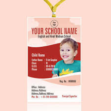 25 Student Shape Rs Id Id piece Rectangular 20114677048 Plastic Card
