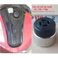 Van nồi áp suất điện Sunhouse cho nồi shd1669, SHD1659, 1668, 1658,1757,  1767, Khaluck Home KL 738