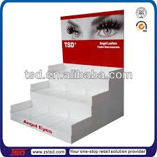 Table Top Product Display Stands Beauteous Table Top Product Display Stands Cardboard Step Display Wholesale