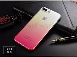<b>Gradient</b> Case Plating Blue Ray Light Ultra Thin Plastic Cover For ...