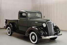 1937 Chevrolet 1/2 Ton Pickup Truck | Hyman Ltd. Classic Cars