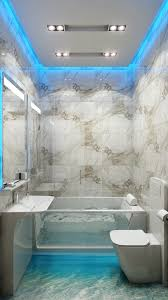 Bathroom Modern Bathroom Lighting In Luxurious Theme With - Bathroom led lights ceiling lights
