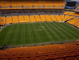 Heinz Field Virtual Seating Chart Heinz Field Section 509 Seat Views Seatgeek