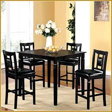 dining room piece set chairs of 6 table amazon 7 round sets