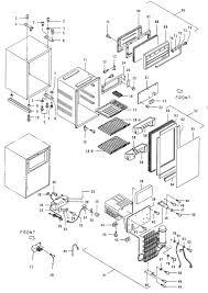 Laurelhurst distributors parts breakdown norcold dc490 series