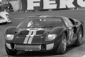 Le Mans Engineer Ken Miles And His Role In 1966 Race Victory