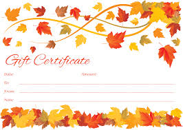 gift certificate printing services gift cards nyc full color printed gift certificate new york