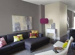 Benjamin Moore Paint Colors - Gray Living Room Ideas - Modern Living Room  Mix - Paint Color Schemes-