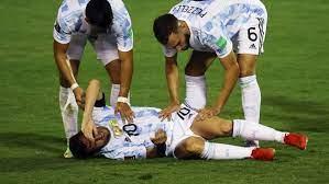 Lionel Messi against Venezuela ...