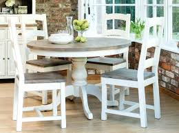 round farmhouse kitchen table kitchen table table sets french country throughout round farmhouse and chairs chairs