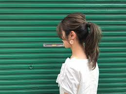 夏は涼しい可愛い髪型で過ごそうロングボブミディアムショート