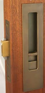 beautiful keyed locking pocket door hardware with 44 best doors images on pocket door lock