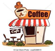 coffee bar clipart.  Clipart Coffee Shop Vector Clip Art Throughout Bar Clipart F
