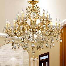 chandelier captivating gold crystal chandelier gold chandelier for nursery door white wall restaurant decoration modern