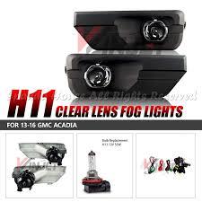 2013 Gmc Acadia Fog Light Kit Amazon Com Epandahouse Fog Lights Assemblies For 13 16 Gmc