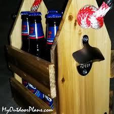 diy beer caddy howtospecialist
