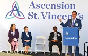 St. Vincent's HealthCare announces next step in national branding - The  Resident Community News Group, Inc. | The Resident Community News Group,  Inc.