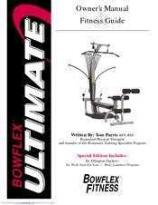 Bowflex Motivator Exercise Chart Bowflex 2 Owners Manual Pdf Download