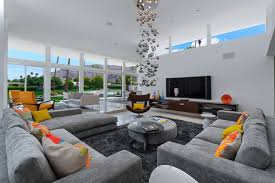 beautiful sofa living room 1 contemporary. View In Gallery Two Beautiful Mid Century Living Rooms One House 1 Thumb 630xauto 55459 Mid. And Outdoors Sofa Room Contemporary