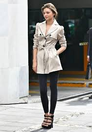with temperatureting the seventies for the first time this season and spring rains dancing in and out of the forecast having a reliable coat the ready