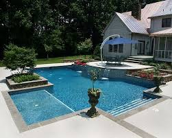 fiberglass pools with tanning ledge. Plain With Fiberglass Pool With Tanning Ledge  Google Search For Fiberglass Pools With Tanning Ledge G