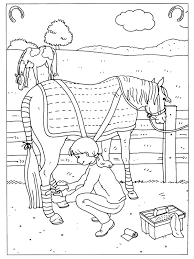 25 Vinden Paarden Playmobil Manege Kleurplaat Mandala Kleurplaat