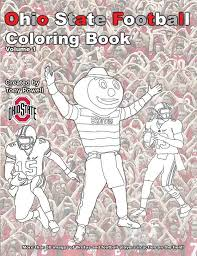 Small Picture Ohio State Football Coloring Pages Coloring Pages