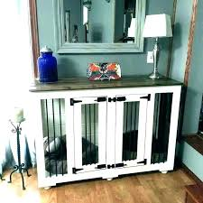 wooden crate furniture. Dog Kennel Table End Wood Crate Furniture Tables Large Wooden Fancy Crates