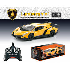 In this video, i unbox the stunning 1:18 lamborghini veneno transformer toy car made by flash deformation. Lamborghini Veneno 1 24 Radio Control Toys R Us Online