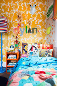 zones bedroom wallpaper: wallpaper apr colourful wallpaper rudy s room bedroom colourful children s rooms kid s rooms comfort zone ideas kid s spaces kids bedroom