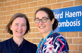 Oxford haematologists win national awards to further their ...
