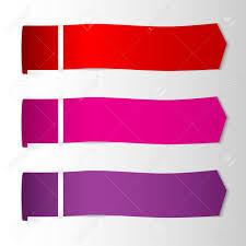 Folding Ribbon Insert Under Paper