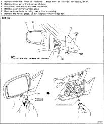 maxima i30 i35 owners check in page 8 nissan forum power adjust wiring and mirror defogger wiring