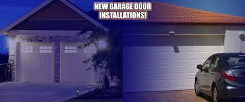garage door installations and repair services