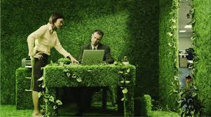eco friendly office. Environmental Consciousness Is Good For Business. Not Only Are Consumers Becoming More Likely To Buy Products From Companies With Less Impact, Eco Friendly Office