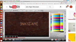 Inkscape Graphic Design Software Inkscape What Color Swatch Is This Graphic Design Stack