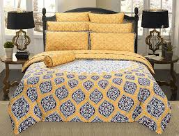 bed sheet designing chikan bed sheets nauareg traders