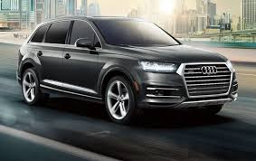 What Colors Does The New 2019 Audi Q7 Suv Come In