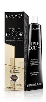 True Color At Home Hair Color Clairol Professional